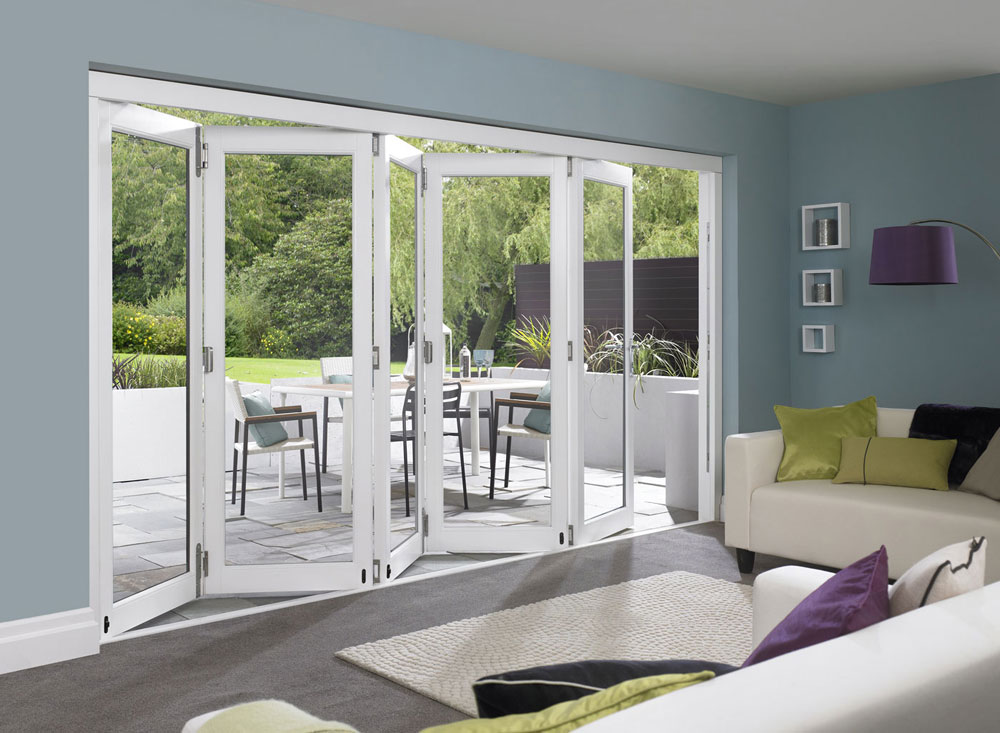 Solution For Our Folding Collection Available In A Choice Of Finishes And Configurations You Can Tailor The Design Your Doors To Own Tastes